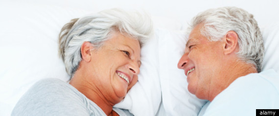 Older Married Couples Sex