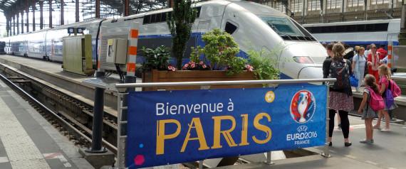 GREVE SNCF EURO