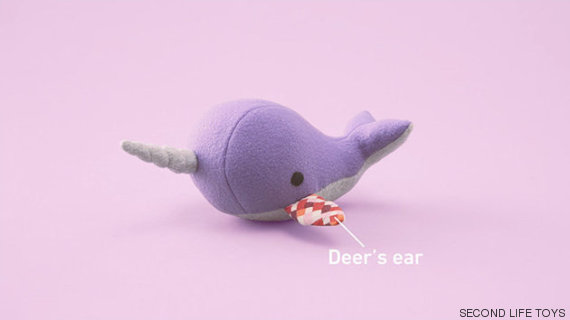 orelha de veado