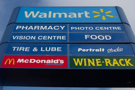 Map walmart canada locations free wallpaper for maps full maps map of walmart locations in us global map of walmarts reach diverging markets how wal mart lays out its stores to lift sales nyse wmt updated walmart floor gumiabroncs Image collections
