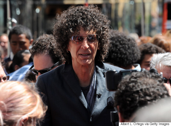 howard stern talk show