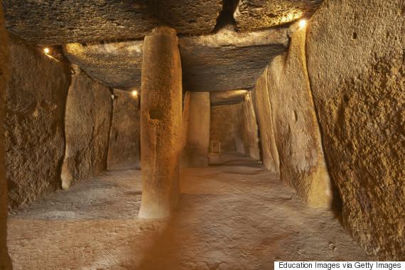 antequera dolmens