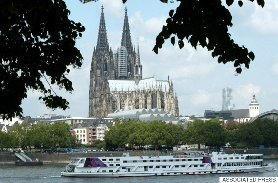 kologne cologne cathedral dom germany