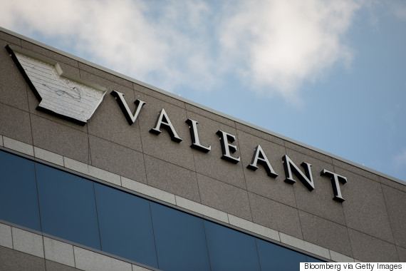 Image result for valeant pharmaceuticals logo