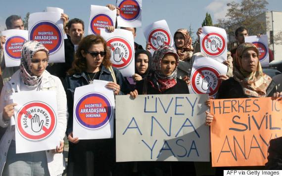 headscarf ban turkey