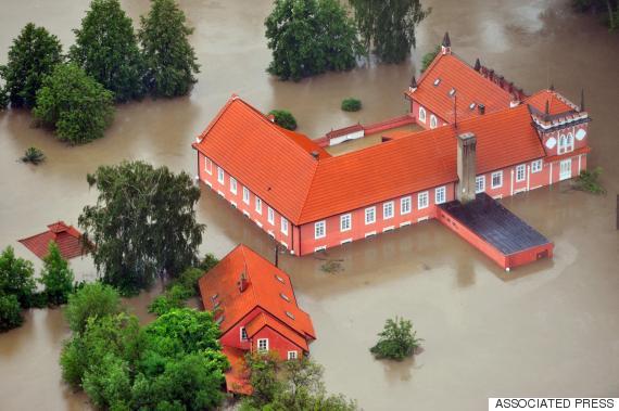 floods prague