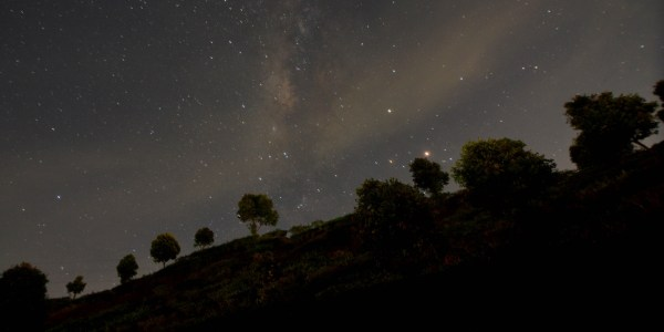 A View of Earth From The Milky Way HuffPost