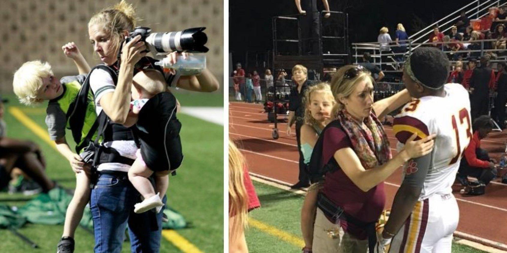 Ces Deux Photos Montrent Quel Point Tre Maman Exige D