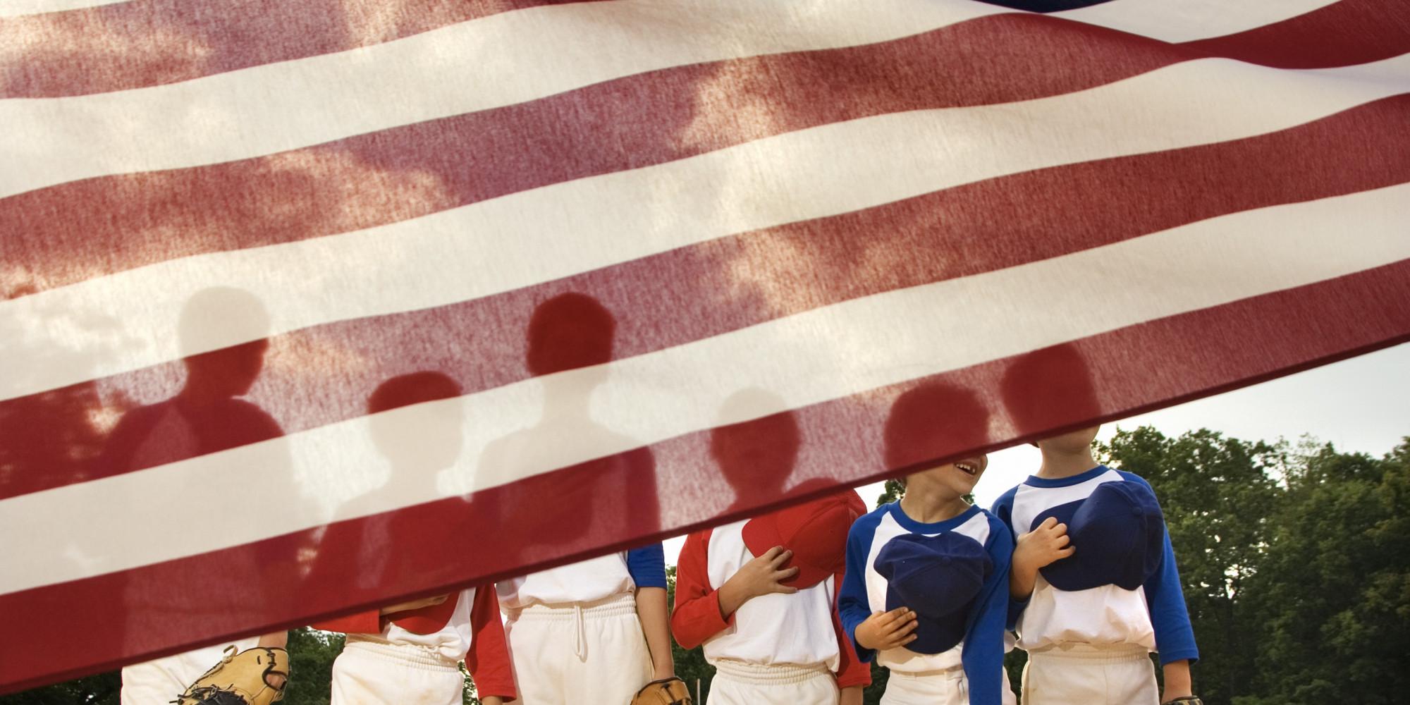 Children Shouldn T Recite The Pledge Of Allegiance Until
