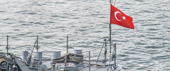 TURKEY MILITARY SHIP