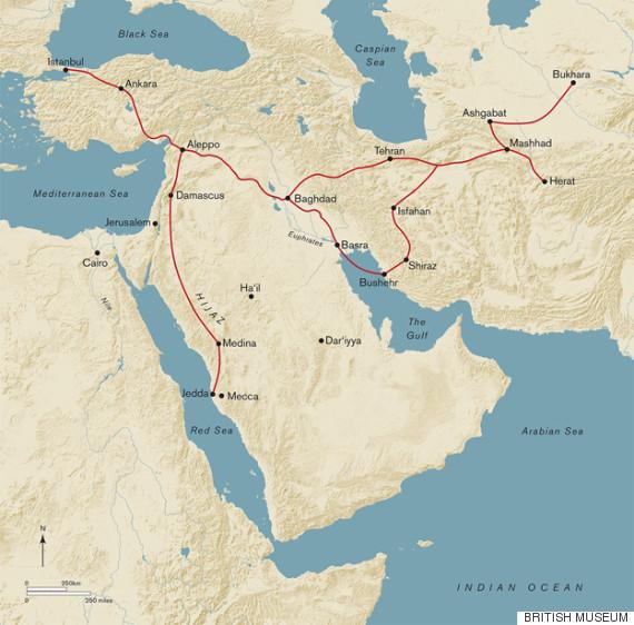 ottoman route