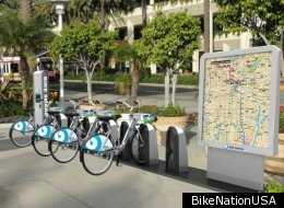 Bike Share Los Angeles
