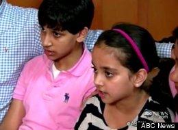 Hero Kids Save Lives Sikh Temple