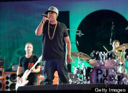 Jay Z Pearl Jam