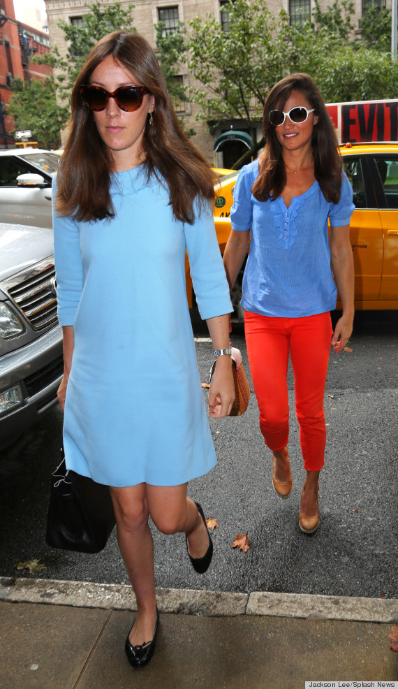 Pippa Middletons New York Trip Involves Apartment Hunting