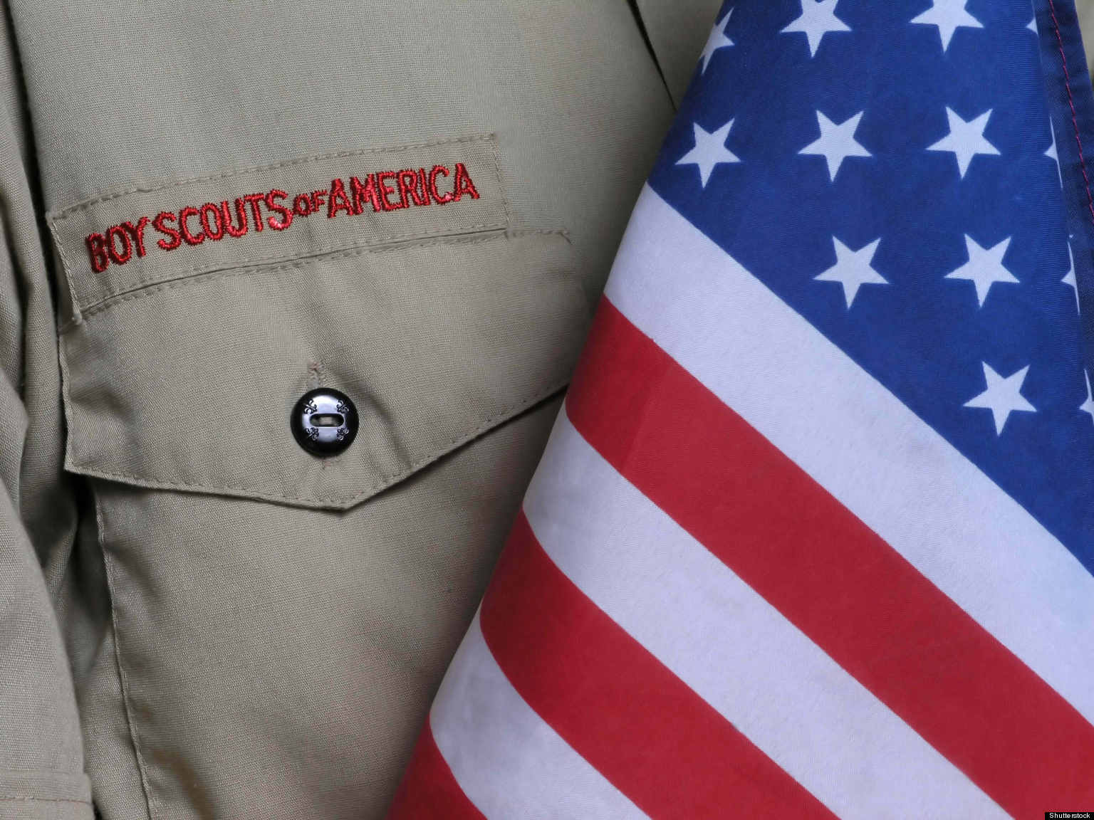 Not The Boy Scouts Of My America
