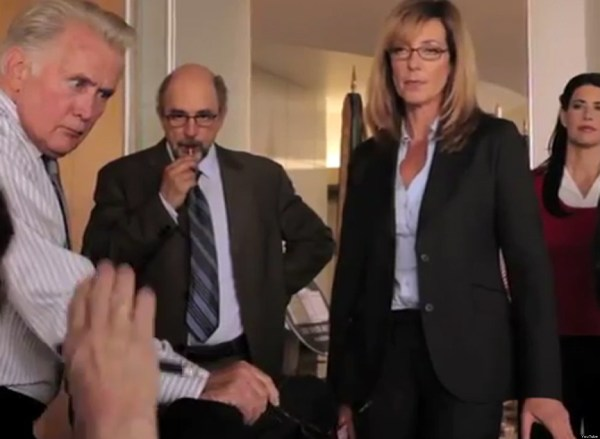 'The West Wing' Cast Reunites For Political Ad (VIDEO ...
