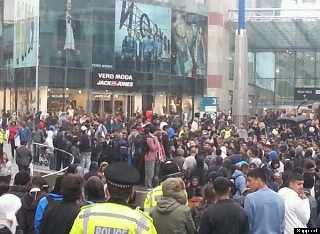 Birmingham Bullring resembles Islamabad