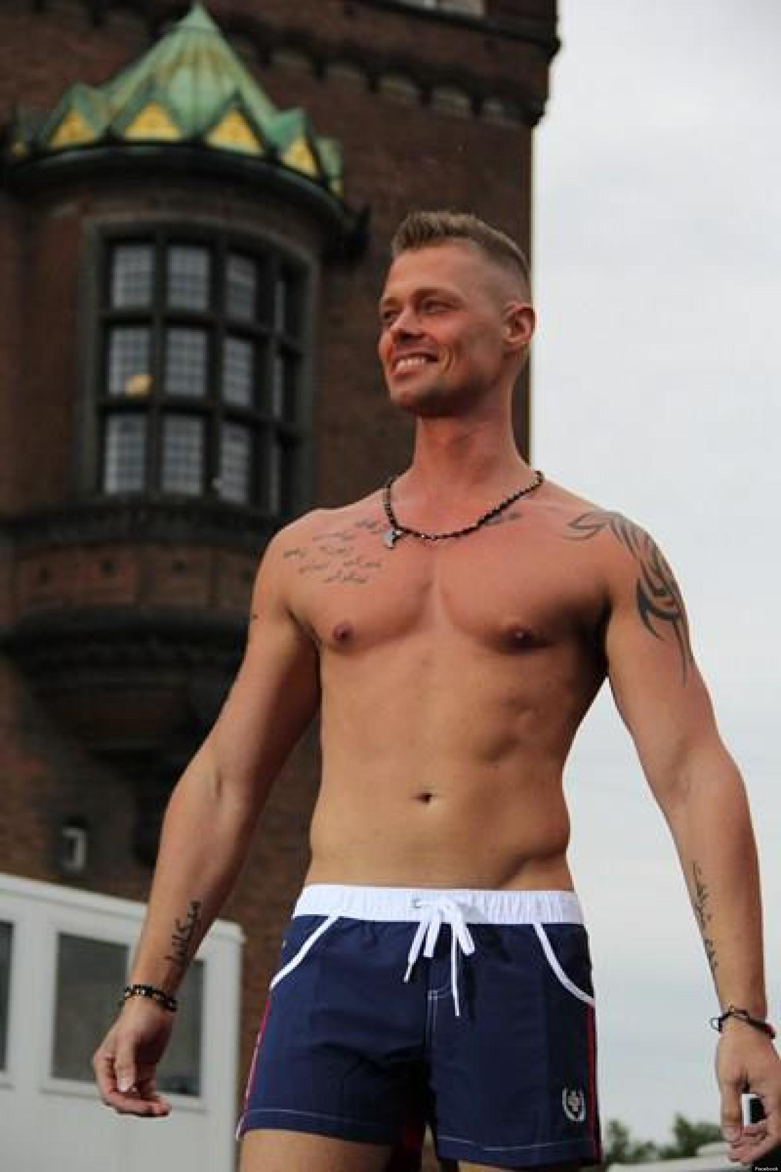 Michael Sinan, Mr. Gay Denmark 2012, On Being Out And Proud As A Muslim | HuffPost