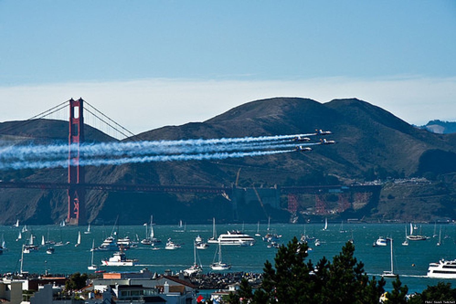 2015 Fleet Week SF