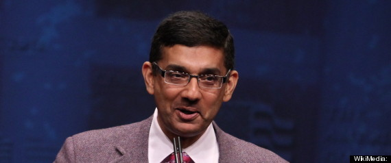 Dinesh D Souza Resigns
