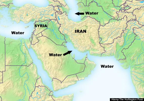 romney syria iran