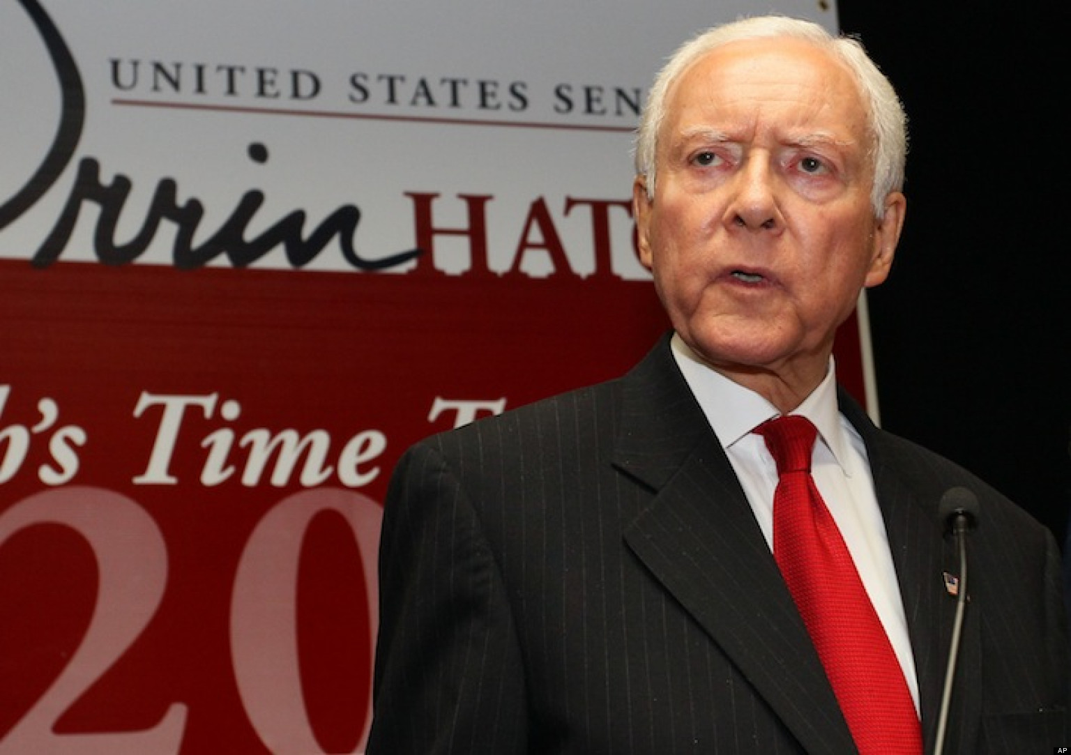 Image result for PHOTOS OF ORRIN HATCH