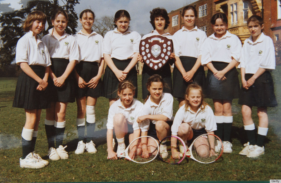 Kate Middleton Childhood Photos: We Love These Pics Of ...