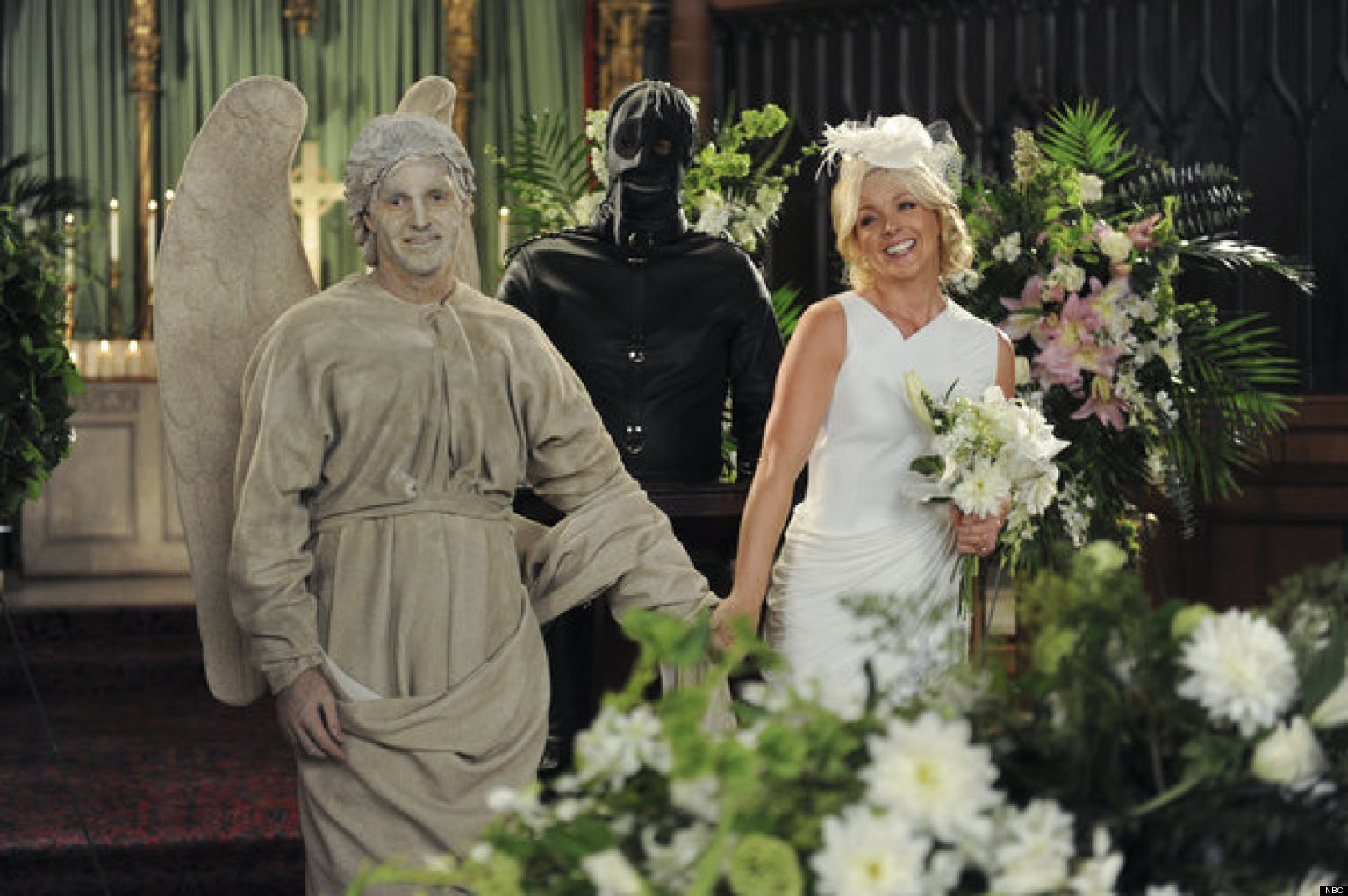 Image result for 30 rock colleen's funeral