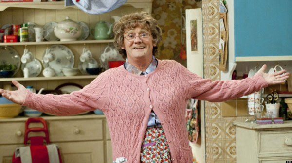Hate Mrs Brown's Boys? You'll Love This (VIDEO)   HuffPost UK