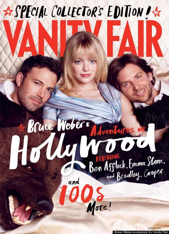 vanity fair hollywood issue