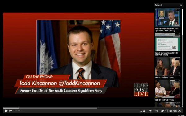 South Carolina Republican Todd Kincannon Sends Racist ...