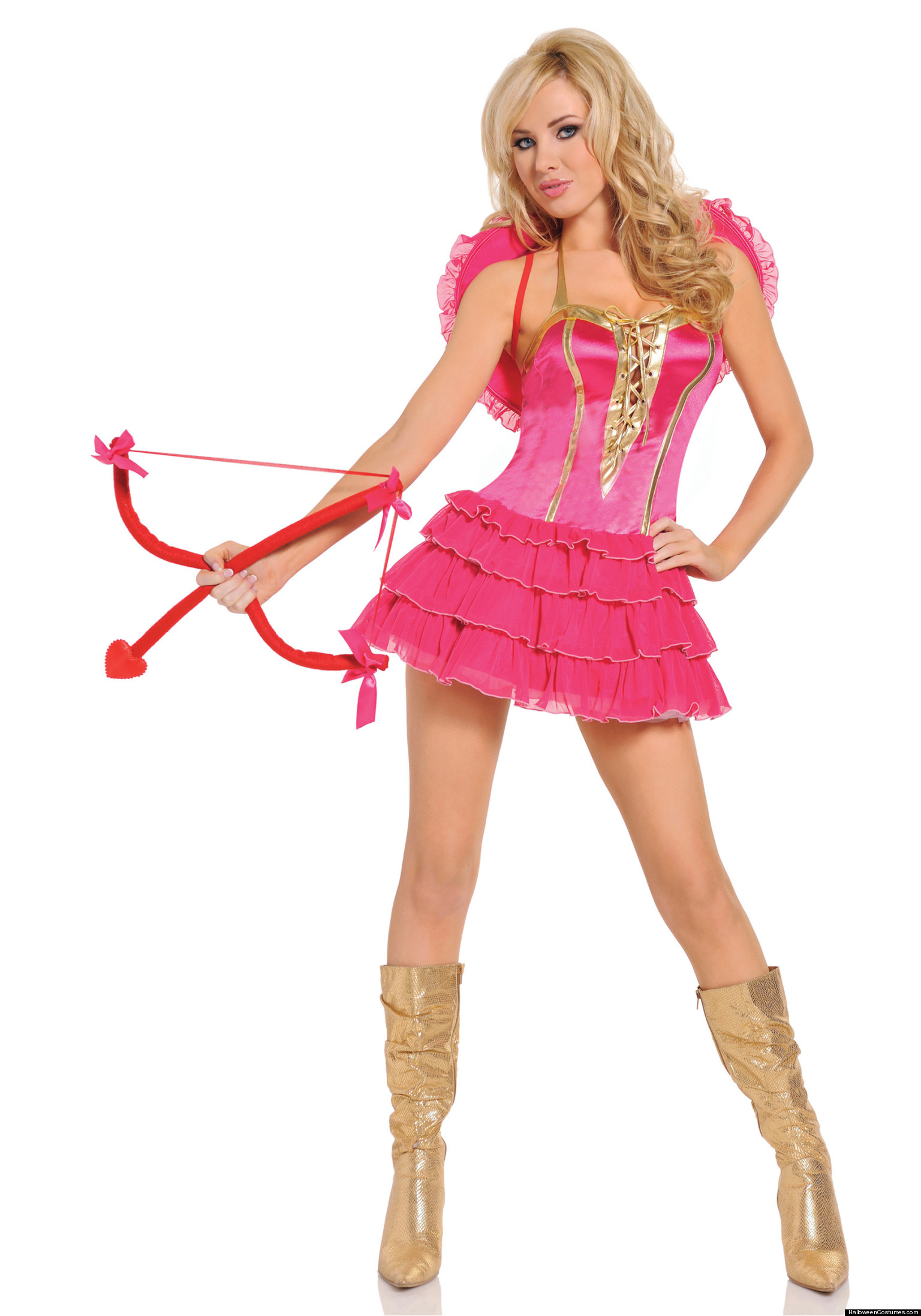 Bizarre Valentines Day Gift Guide Sexy Cupid Outfit