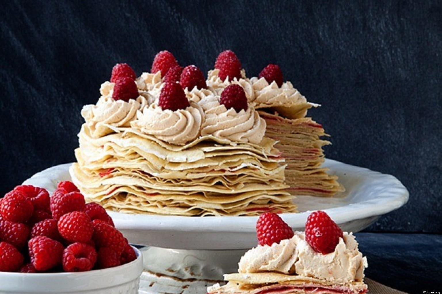 Baked Chocolate Mousse Cake Recipe