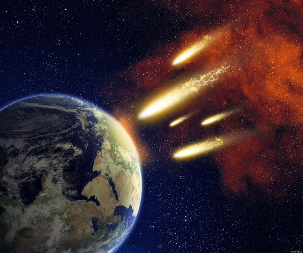 Russian Meteor Asteroid DA14 Flyby Not Linked NASA Says