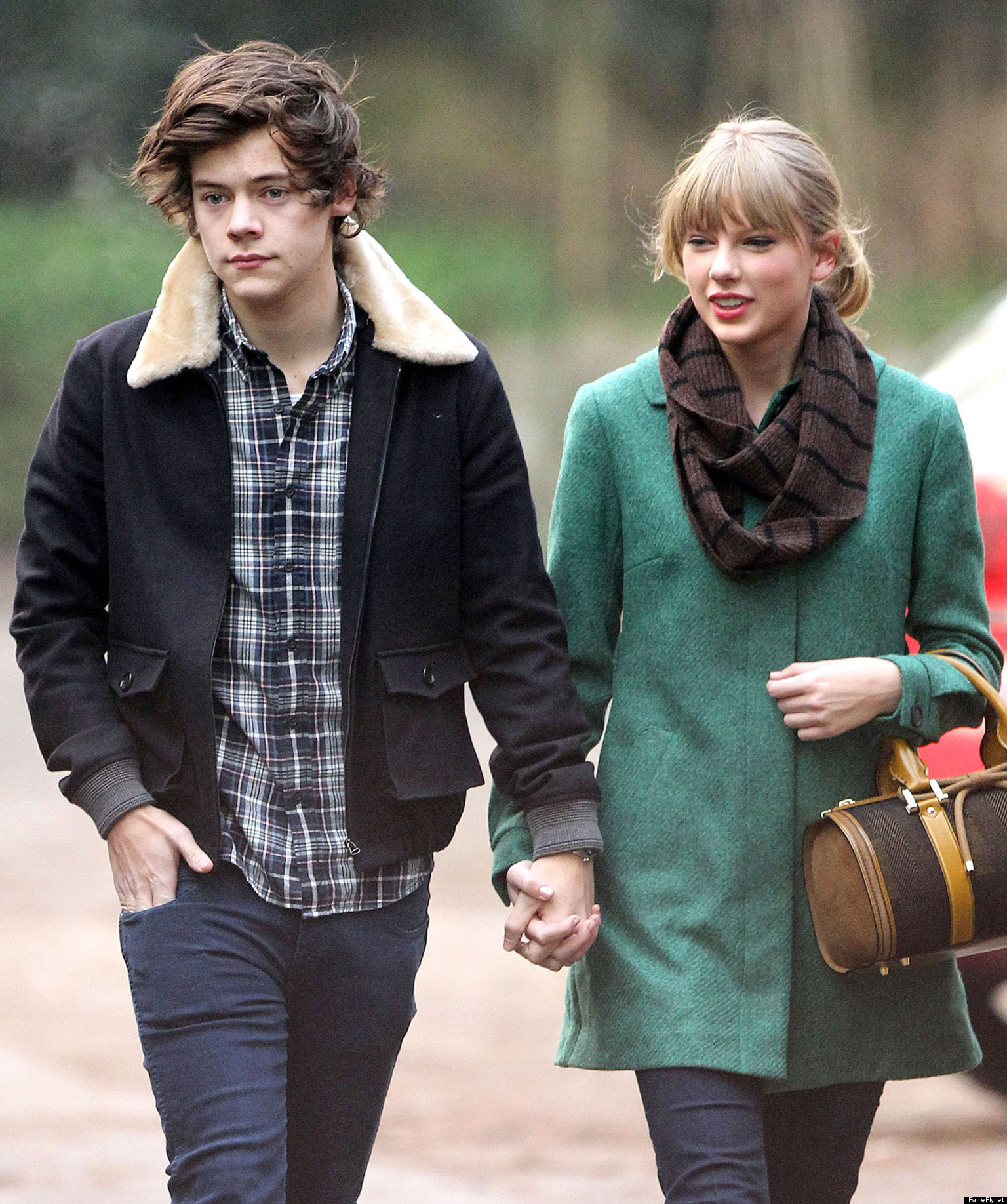Taylor Swift and Harry Styles dated for a short period in 2013 ready for it