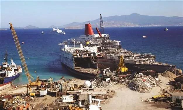 Love Boat makes final run to scrap heap - Latest News