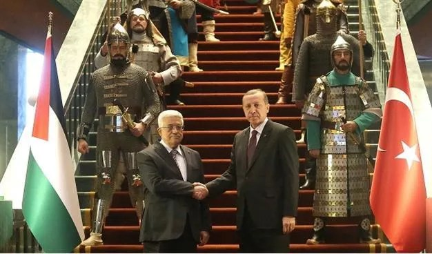 Image result for erdogan abbas