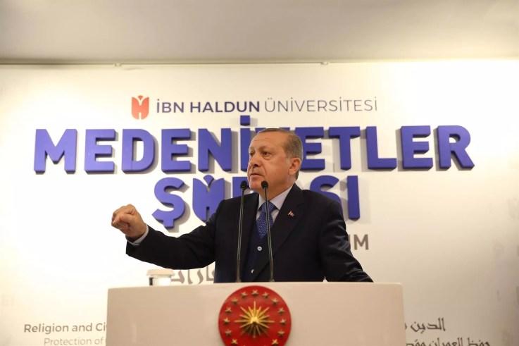 I cannot call US civilized after detention warrants for bodyguards: Erdoğan