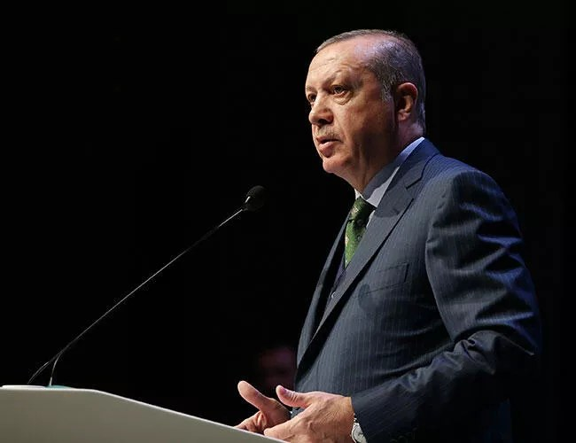 Prepare for attacks trying to bring down Muslims from within: Erdoğan