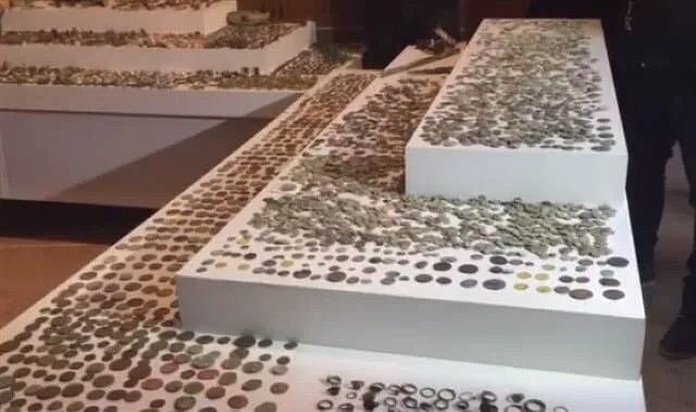 Nearly 26,500 ancient artifacts seized in biggest operation in Turkey's history