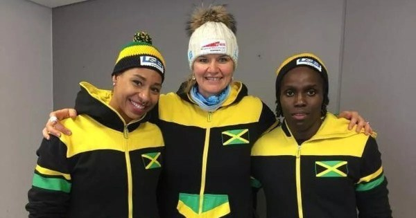 Jamaican women qualify in bobsled - Turkish News