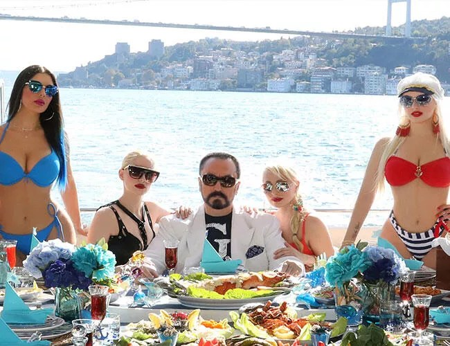 Istanbul court issues restraining order against televangelist Adnan Oktar after father's application