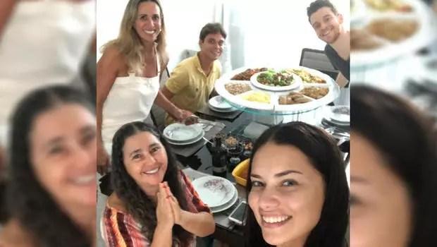 Turkish Food Table