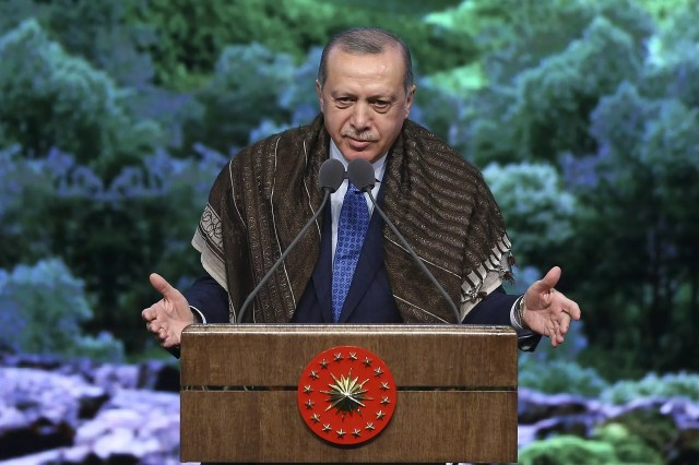 Turkey will not stop in Syria until terror threat ends: Erdoğan