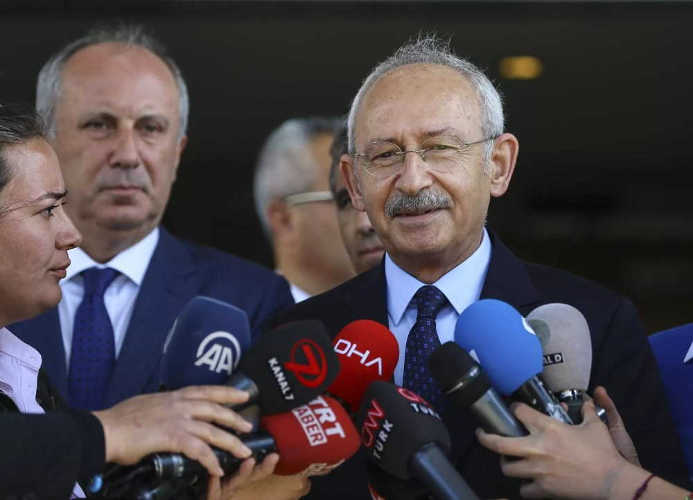 CHP to meet leaders for alliance: CHP leader