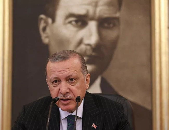Turkey is at a turning point with new presidential system: Erdoğan