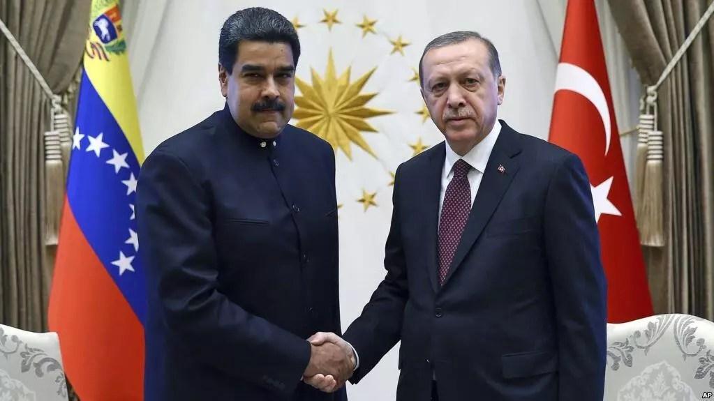 Bildergebnis für erdogan maduro
