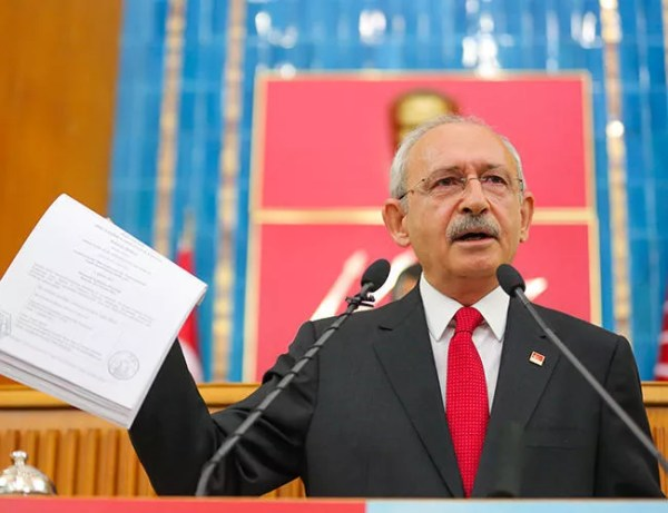 Turkey's main opposition leader again fined for 'insulting ...