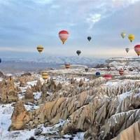 Cappadocia's Göreme ranks third on world's best towns list; Hurriyet Daily News